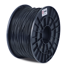 1.75mm PLA Filament (Black) Image 0