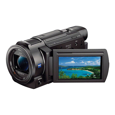 FDR-AX33 4K Ultra HD Handycam Camcorder Image 0