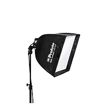1.3 x 1.3 ft. Off Camera Flash Softbox Image 0