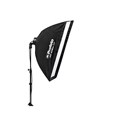 1x3 ft. Off Camera Flash Softbox Image 0