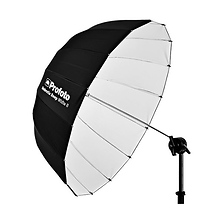 33 In. Deep Small Umbrella (White) Image 0