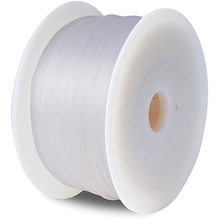 1.75mm Dreamer Series PLA Filament (1.5 lb, Clear) Image 0