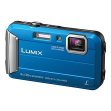 Lumix DMC-TS30 Digital Camera (Blue) Image 0