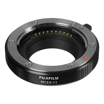 MCEX-11 11mm Extension Tube for Fujifilm X-Mount Image 0