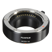 MCEX-16 16mm Extension Tube for Fujifilm X-Mount Image 0