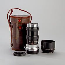 135mm f/3.5 Nikkor Q Lens (Black) - Used Image 0