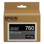 T760 Photo Black Ultrachrome HD Ink Cartridge