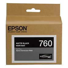 T760 Matte Black Ultrachrome HD Ink Cartridge Image 0