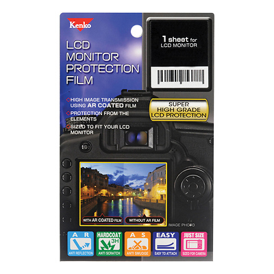 LCD Screen Protection Film for Canon EOS M50, M100 and M6 Cameras Image 0