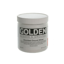 16 oz Absorbent Ground (White) Image 0