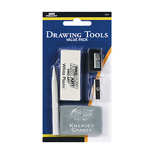 Eraser Sharpener Stump Drawing Value Pack Image 0