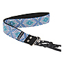 Designer Collection 1.5 In. Camera Strap (Moroccan Sea)