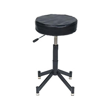Steel Posing Stool with Cushion Image 0