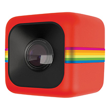 Cube Mini Lifestyle Action Camera (Red) Image 0