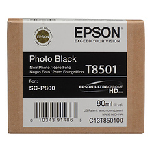 T850 UltraChrome HD Photo Black Ink Cartridge (80 ml) Image 0
