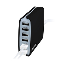 6-Port 5V / 10A USB Charging Dock Image 0