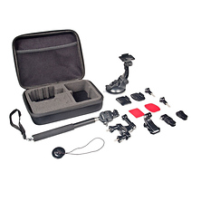 Xtreme Action Series XAS-ASB1 GoPro Action 6-in-1 Sports Bundle (Black) Image 0