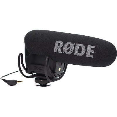 VideoMic Pro with Rycote Lyre Suspension Mount Image 0