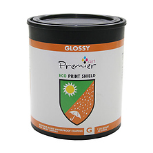 ECO Print Shield Protective Coating (Gloss, Quart) Image 0