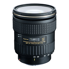 24-70mm Wide Angle Zoom Lens for Canon EF - Open Box Image 0