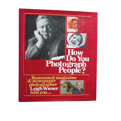 How Do You Photograph People - Paperback Book Image 0