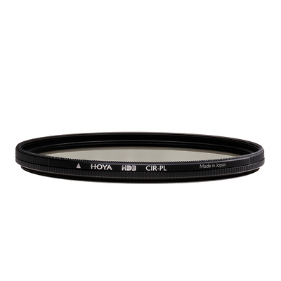 62mm Circular Polarizer HD3 Filter Image 0