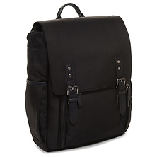 The Nylon Camps Bay Camera and Laptop Backpack (Black) Image 0