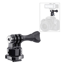 Hot Shoe Mount for POV Light & GoPro Image 0