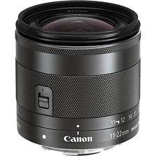EF-M 11-22mm f/4-5.6 IS STM Lens Image 0