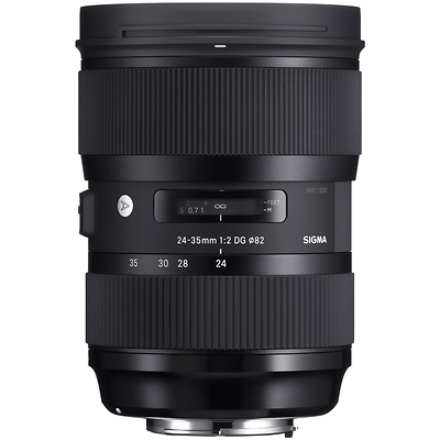 24-35mm f/2 DG HSM Art Lens for Canon EF Image 0
