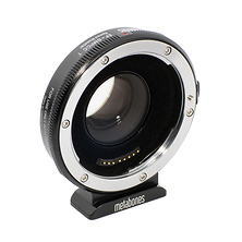 Canon EF Lens to Blackmagic Pocket Cinema Camera T Speed Booster Image 0