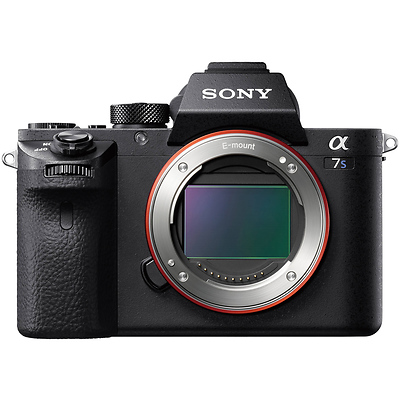 Alpha a7S II Mirrorless Digital Camera Body Image 0