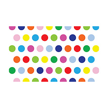 53 in. x 18 ft. Printed Background Paper (Rainbow Sprinkle) Image 0
