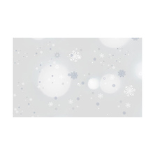 53 in. x 18 ft. Printed Background Paper (Winter Frost) Image 0