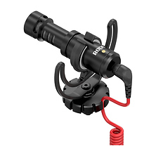 VideoMicro Compact On-Camera Microphone with Rycote Lyre Shock Mount Image 0