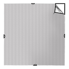 Scrim Jim Cine Silver/White Bounce Fabric (6 x 6 ft.) Image 0