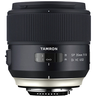 SP 35mm f/1.8 Di VC USD Lens for Nikon F Image 0