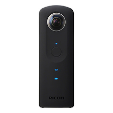 Theta S 360 Degree Spherical Panorama Digital Camera (Black) Image 0
