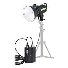 Indra500 TTL Battery Powered Studio Light Image 0