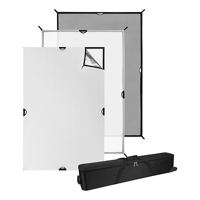 Scrim Jim Cine Kit (4 x 6 ft.) Image 0