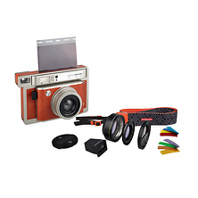 Lomo'Instant Wide Combo Kit (Brown) Image 0