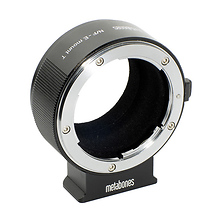 Nikon F Lens to Sony E-Mount Camera T Adapter II Image 0