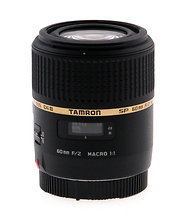 SP AF 60mm f/2.0 Di II Macro Lens - Canon Mount - Open Box Image 0
