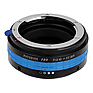 Nikon G Pro Lens Adapter with Iris Control for Fujifilm X-Mount Cameras