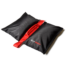 Sandbag 25 lb (Black with Red Handle) Image 0