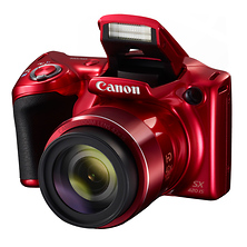 PowerShot SX420 IS Digital Camera (Red) Image 0