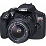 EOS Rebel T6 Digital SLR Camera with 18-55mm and 75-300mm Lenses Kit Thumbnail 1