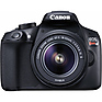 EOS Rebel T6 Digital SLR Camera with 18-55mm and 75-300mm Lenses Kit Thumbnail 3