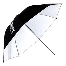 Reflector Studio Umbrella (White/Black, 40 In.) Image 0