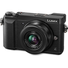 Lumix DMC-GX85 Mirrorless Micro Four Thirds Digital Camera with 12-32mm Lens (Black) Image 0